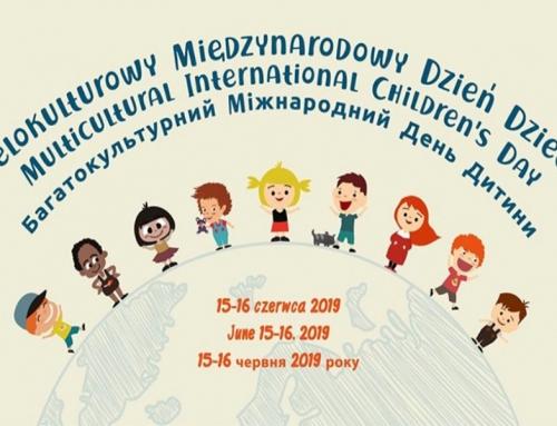 Wielokulturowy Międzynarodowy Dzień Dziecka 15-16 czerwca