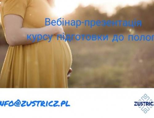 Kurs przygotowanie do porodu