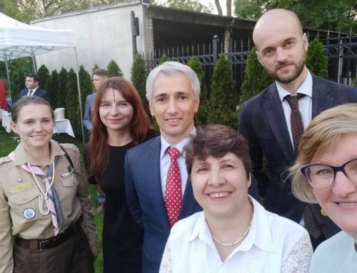 Spotkanie Ministra Spraw Zagranicznych Ukrainy z liderkami i liderami ukraińskich organizacji w Polsce