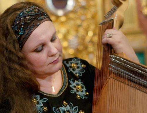 """Zoryana Grzybowska """"Ave Maria"""""""